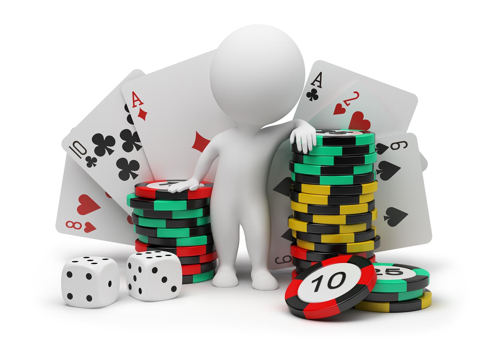 spela på kasino